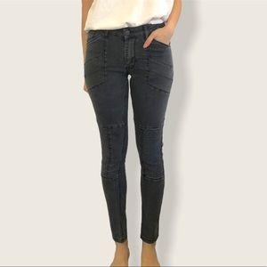 ASOS Moto Skinny Jeans